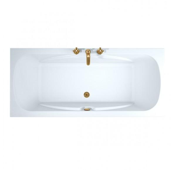 Ванна акриловая 180*80 белая Сочи MIRSANT