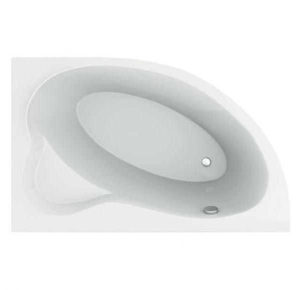 Ванна акриловая 170*100 белая Фанагория MIRSANT