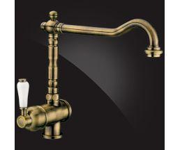 Terrakotta Смеситель для кухни однорычажный 5605740-Bronze