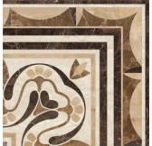 Petrarka Chateau Corner декор  бежевый 40*40 (СНЯТО С ПРОИЗВОДСТВА)