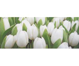 Tulip Mini W плитка-декор 20*50