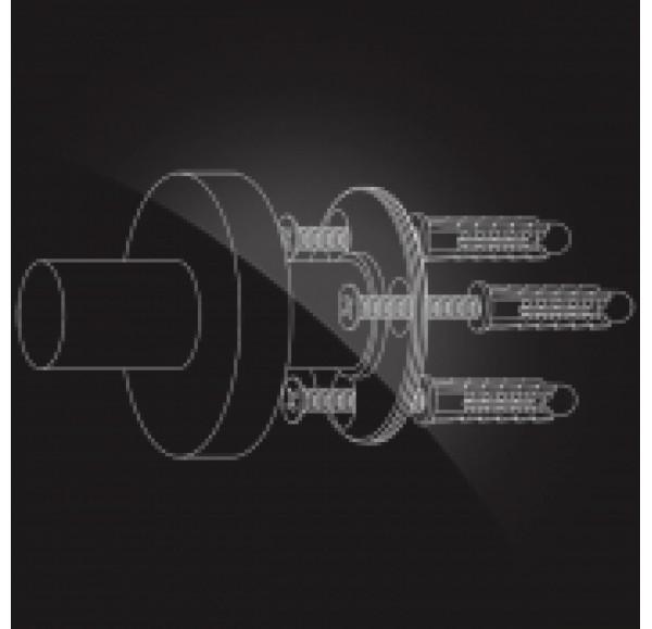 KENTUCKY KNT-100 Крючок одинарный