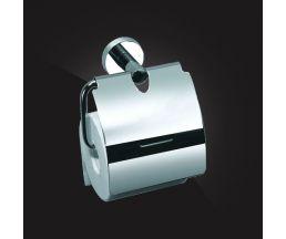 KENTUCKY KNT-300 Держатель туалетной бумаги с крышкой