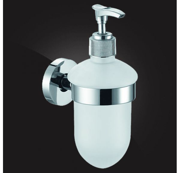 KENTUCKY KNT-470 Дозатор для жидкого мыла, стекло