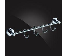 Вешалка с 4 крючками KNT-640