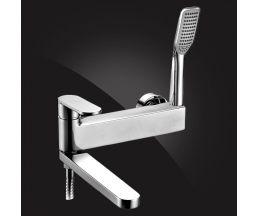 Platea Смеситель для ванной однорычажной с д/к 2301102