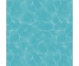 Аквариум напольная голубая 30*30