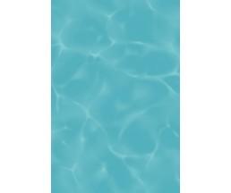 Аквариум настенная голубая (темная) 20*30