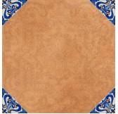 Andalusia декор напольная терракотовый 40*40
