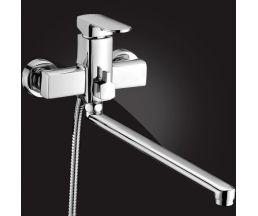 Scarlett Chrome Смеситель для ванны однорычажный с д/к, хром 5322225