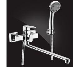 Mondschein Смеситель для ванны однорычажный с д/к, хром 5302235
