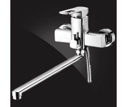Scarlett New Смеситель для ванны однорычажный с д/к, хром 5322245