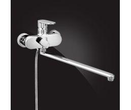 Platea Смеситель для ванной одноручковый с д/к, хром 5301102