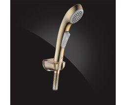 Shower Spray Набор для биде (душ гигиенический с держателем и шлангом) BR-01C-Bronze