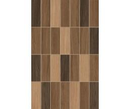 Karelia Mosaic настенная коричневый 25*40