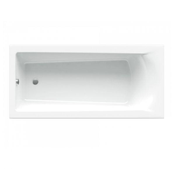 Ванна акриловая 180*80 белая Ривьера MIRSANT