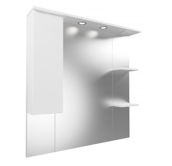 Next 100 зеркало-шкаф левый