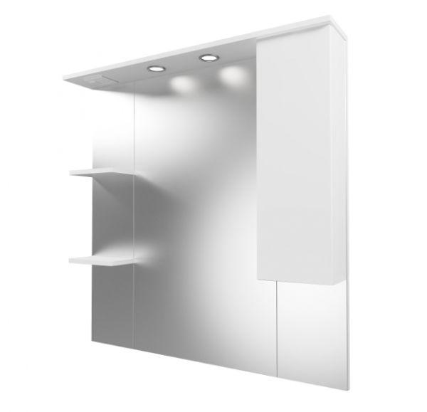 Next 100 зеркало-шкаф правый