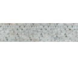 Вуд Эго Декор 2 светло-серый 1200*295 SR