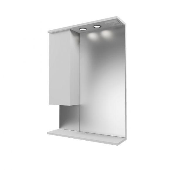 Next 60 зеркало-шкаф левый