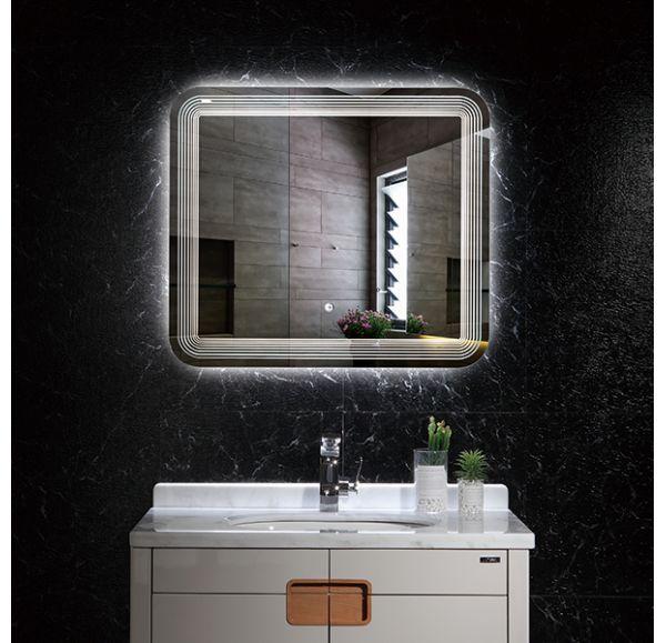 Turino зеркало 800*700 Anti Steam