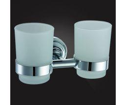 CARRINGTON CRG-420 Держатель стаканов двойной стекло