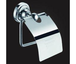 CARRINGTON CRG-300 Держатель туалетной бумаги с крышкой