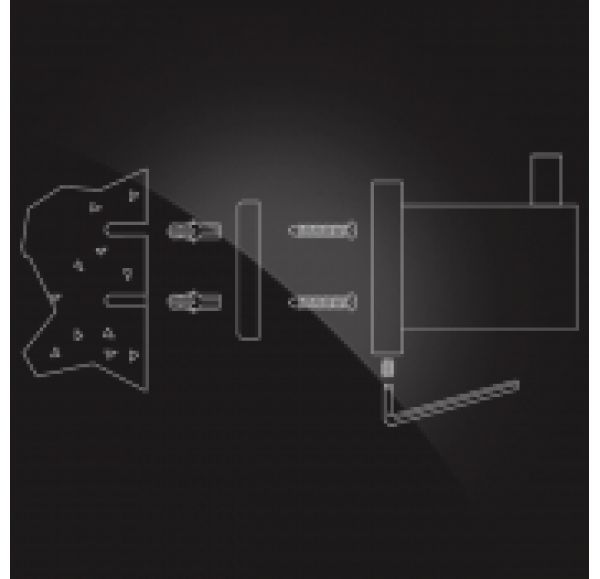 WORRINGEN WRG-120 Крючок двойной
