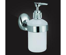 WORRINGEN WRG-470 Дозатор для жидкого мыла стекло