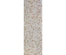 Mosaic Crema Плитка настенная глянцевая 25*75