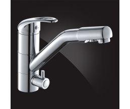 Kitchen Pure Water Смеситель  для фильтра, хром 5602623-New
