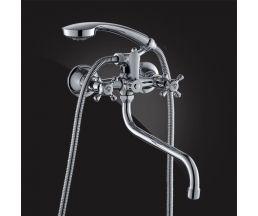 KIMBERLI Смеситель для ванны, хром 2730063