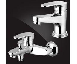 Nordik Комплект для ванной однорычажный, хром 2323842-Set5