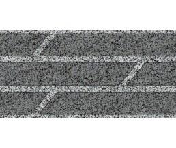 Покостовка Metro стена/пол серая ректиф 30*60
