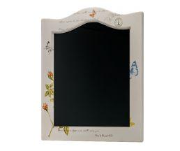 Paris 70 зеркало с росписью