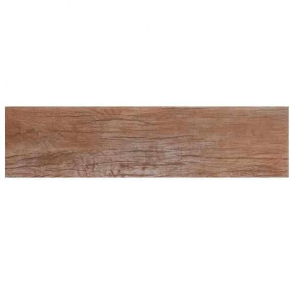 CHALET CH04 неполир коричневый 15х60х10 мм