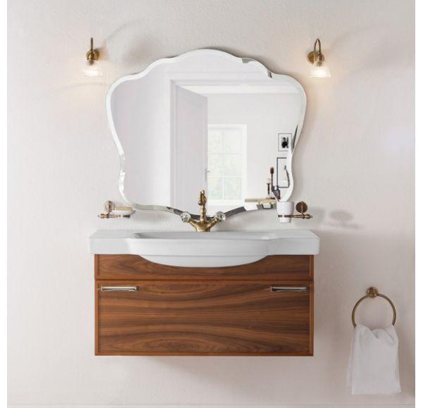 Amelia зеркало 850*700 фигурное