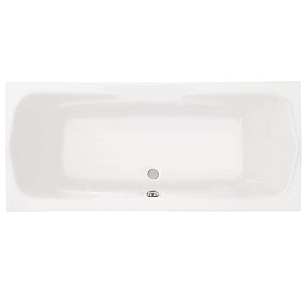 Ванна акриловая прямоуг. белая 180*80 Корсика SANTEK 1WH111981