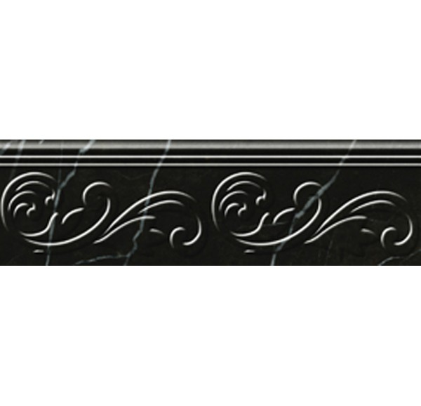 Absolute Modern фриз черный 9*30