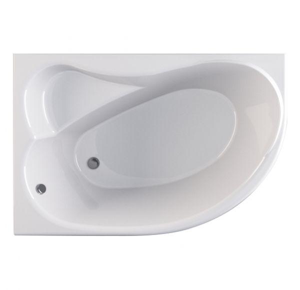 Ванна акриловая 150*100 белая Ялта MIRSANT