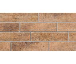 Плитка 30*60 Брик коричневый (стена)