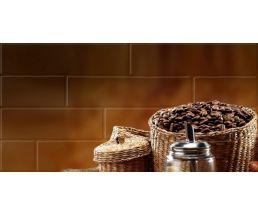 Панно 30*60 Брик Кофе 1 кремовый