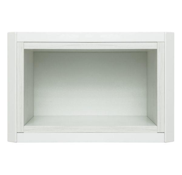 Брук модуль д/шкафа открытый Дуб Латте 1A202603BCDL0