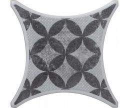TEXAS GR 2 серый декор 10*10