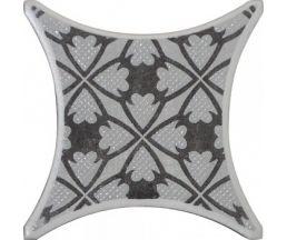 TEXAS GR 3 серый декор 10*10