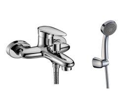 """LM4402C """"Статус"""" Смеситель для ванны, с коротким изливом, с аксессуарами, хром"""