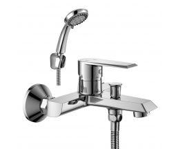 RS28-31 Смеситель одноручный (35мм)  для ванны с коротким изливом, хром