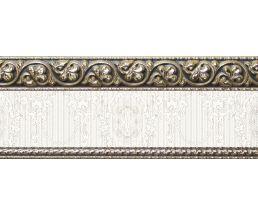 10x25 Cenefa Alba Oro бордюр настенный