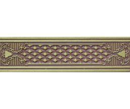 7x25 Cenefa Alhambra Wengue бордюр настенный