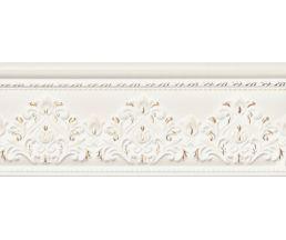 10x25 Cenefa Jeddah Oro бордюр настенный
